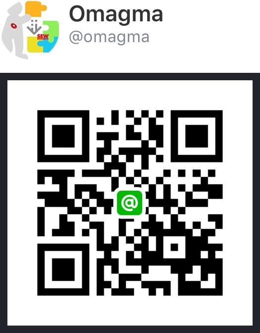 qr code line magma